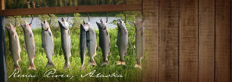 Fish the Kenai River!